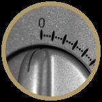 Hoe lang moet een mug cake in de magnetron?