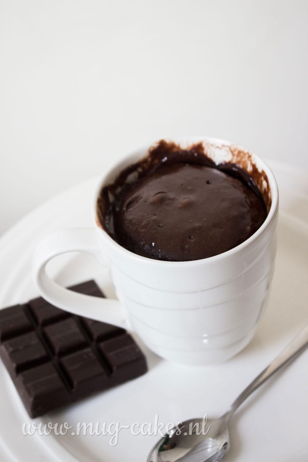 Brownie Mug Cake zonder Ei